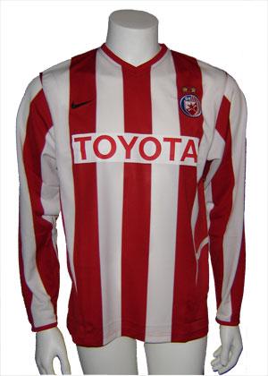 NIKE FC Red Star jersey long sleeve   YU Sport Shop d4bcdc45b