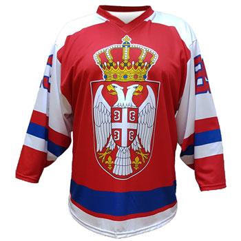 125e98732 Serbia hockey jersey 1389   YU Sport Shop