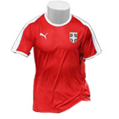 SALE - Puma Serbia home jersey for World Cup 2018