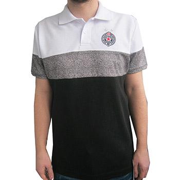 0c8012a39 Polo t-shirt in three colors FC Partizan 4063 : YU Sport Shop