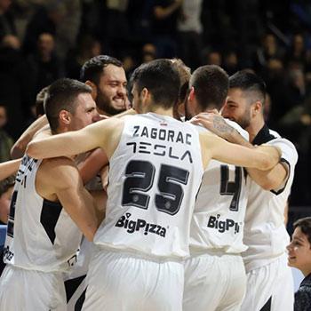 79d8366d6bb White BC Partizan jersey 2018/19 © Under Armour™ with print : YU Sport Shop