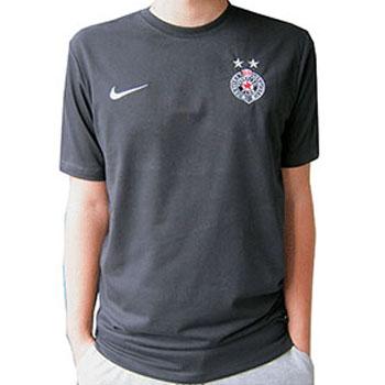 047f16887 Nike black T shirt FC Partizan 5115 : YU Sport Shop
